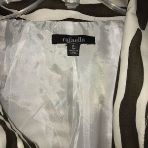Rafaella Jackets & Coats - Rafaella Jacket Size L.